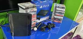 Sony Ps3 gaming consoles