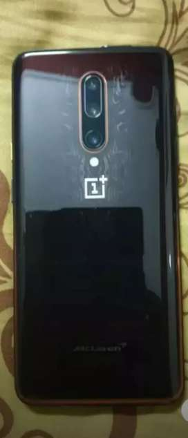 OnePlus 7T pro McLaren limited edition available with  all accessories