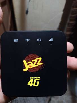 Jazz super 4g device new , Unlocked
