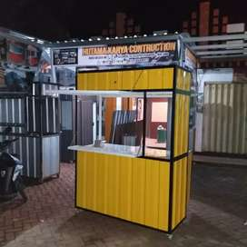 FOOD TRUCK/BOX CONTAINER/CONTAINER/BOOTH SEMI CONTAINER