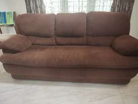 Used sofa 5 years old purchased in style spa for 56000