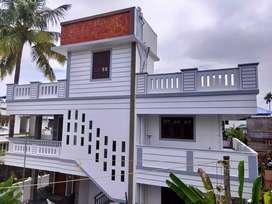 2 bhk + 1living/bed  , 3 bath &1 car space at palluruthy