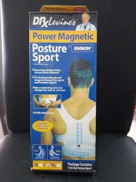 Power magnetic posture Sport