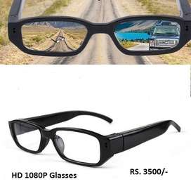 HD 1080P Eyewear Camera Glasses
