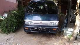 Mulus Daihatsu Zebra 1.3 tahun 1993