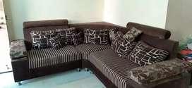L shape sofa for sale