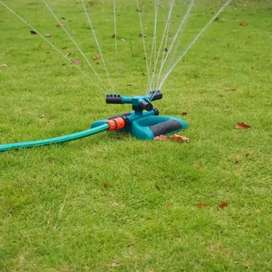 Large Size 360 Fully Circle  Rotating Water Sprinkler