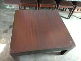 Centre Table and chairs