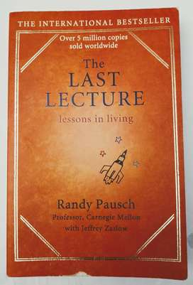 The Last Lecture (Paperback) - Randy Pausch