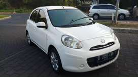 Nissan march 2012  matic