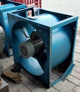Kipas blower diameter baling2 65cm.motor 3hp 3phase.