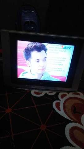TV merek LG 21 inci super slim