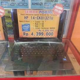 Laptop HP 14-CK0132TU Bisa di Kredit Tanpa Jaminan