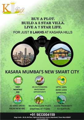 Non-Agriculture Plots starting from Rs. 5000/-