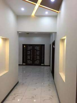 Brand new 1 Kanal lower portion available for rent bahria town lahore