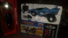 Brand new two rechargeable remote control car