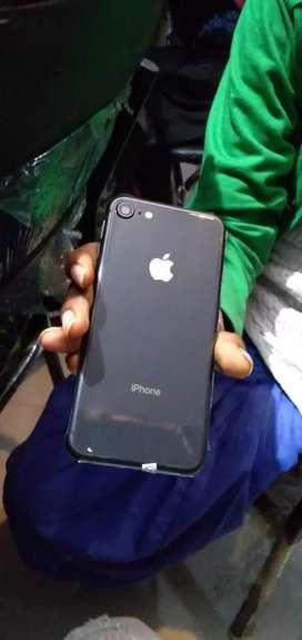 At low price model 7 s black colour