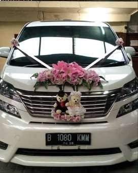 Jasa Rental & Sewa Mobil Pengantin terbaik di Jakarta