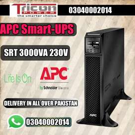 SRT3000XLI APC Smart UPS 3000VA 230V