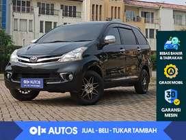 [OLXAutos] Toyota Avanza 1.3 G M/T 2012 Biru
