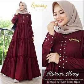 Marion maxi dress