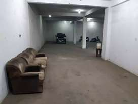 Commerial hall for sale