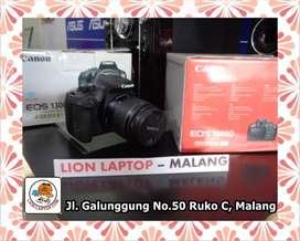 #4R Kamera DSLR CANON EOS 1300D