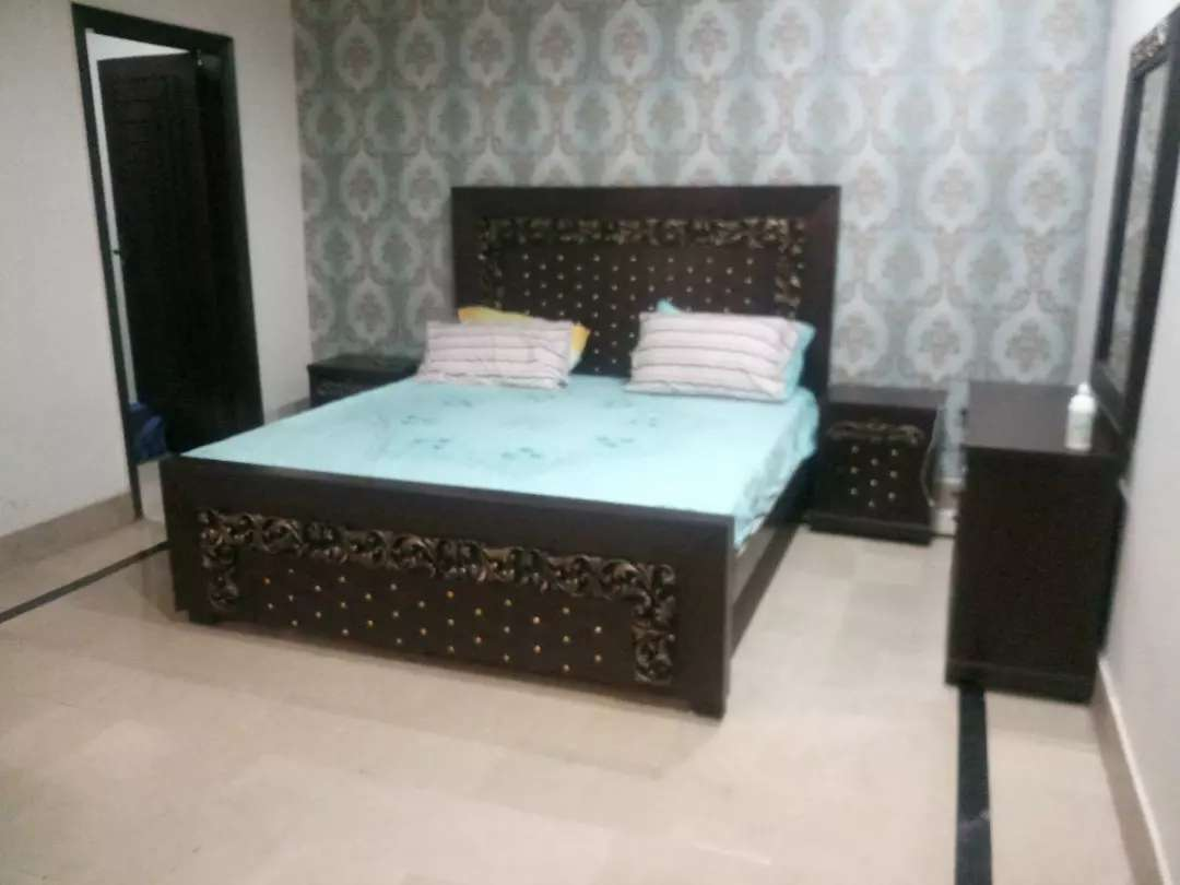 Luxurious House, NEWLY Furnished, in Model City 2 FSD.
