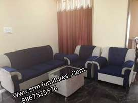 New branded luxurious sofa set with warranty