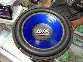 Bass subwoofer AVX 12 inch dobel koil 400 w