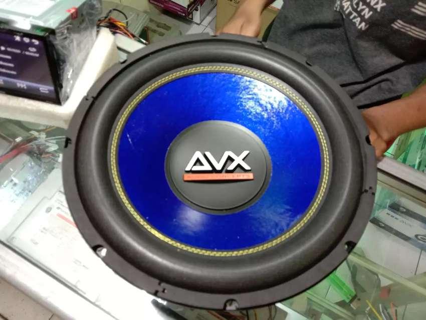 Bass subwoofer AVX 12 inch dobel koil 400 w 0