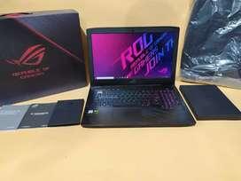 Laptop Asus ROG STRIX 15 GL503GE HERO EDITiON Fullset bergaransi resmi