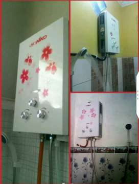 Madiun x Water Heater Gas Niko