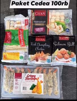 Paket frozen food