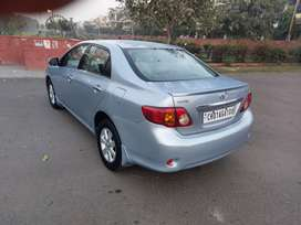Hi friends I want to sell my Toyota Corolla altis automatic petrol