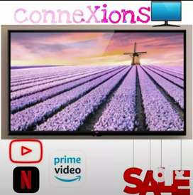 SALE SALE:32 inches Smart android LED TV at Wholesale Price