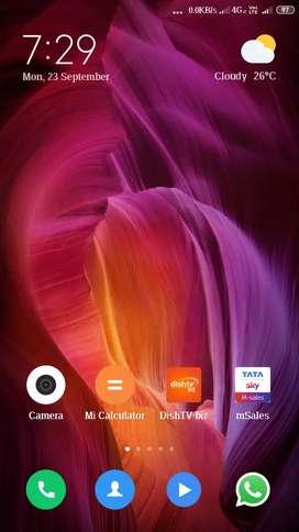 Mi note 4 (4gb RAM 64 GBROM )