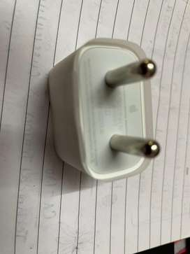 Apple iphone charger (adapter plus wire)