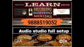 5006 Learn music editing mixing recording