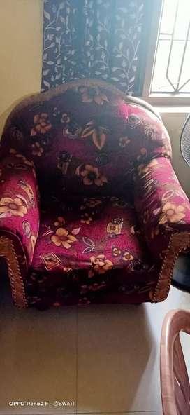 Sofa set 5 pc