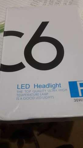 LED H7 C6 36 W/3800LM