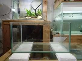 Aquarium murah ukuran 40x20x20