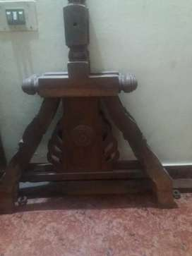 Wooden cradle (Antique)