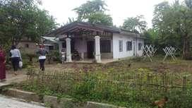Jual rugi bangunan rumah+tanah