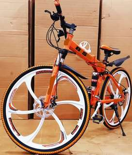 Quality Product Folding cycles with 21 speed in Mysore