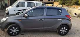Hyundai i20 2011 With Seq. CNG Grey Color DL Number