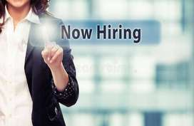 HIRING CANDIDATES FOR DATA ENTRY