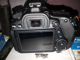 Canon 80d all kit complete