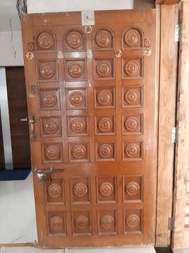 Main door and jaari with interlock