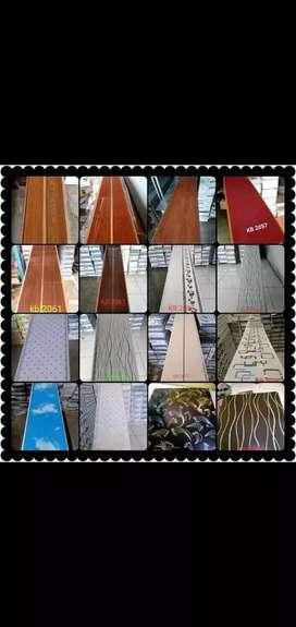 Menjual bahan plafon PVC